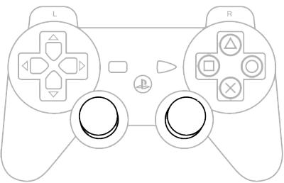 Thumbsticks PS3