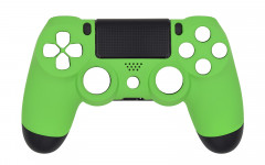 Solid Colors - Lime Green - Controller For PS4