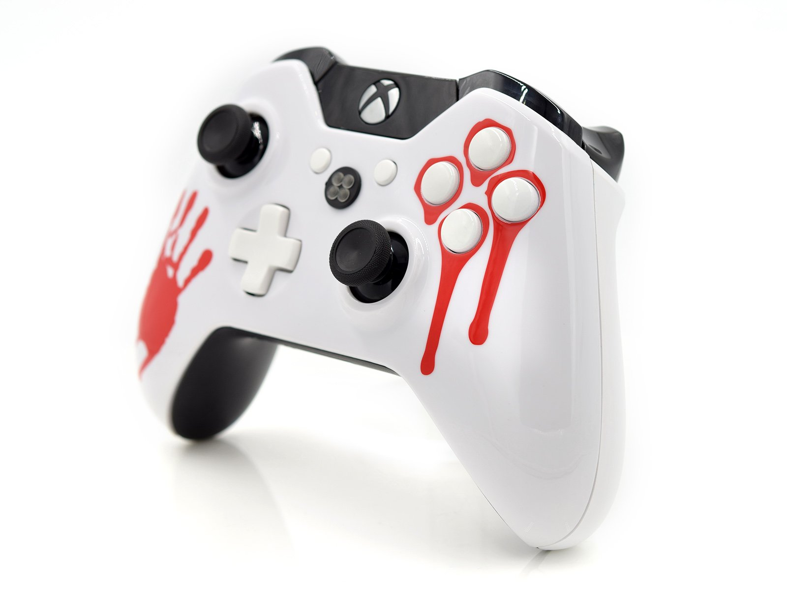 Xbox One Custom Controller - Bloody Hands