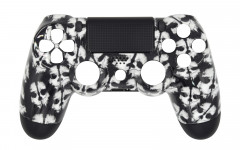 Hydro Dipped - Ghosts Skulls - Controller For PS4