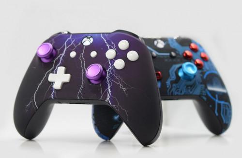 Custom Xbox One S Controller