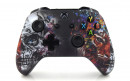 Xbox One S Tiger Skull Custom Modded Controller Small
