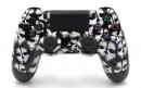 PS4 Pro Ghost Skulls Custom Modded Controller Small