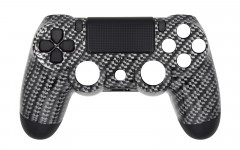 Hydro Dipped - Carbon Fiber - Controller For PS4