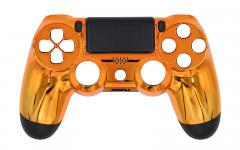 Chrome - Chrome Orange - Controller For PS4