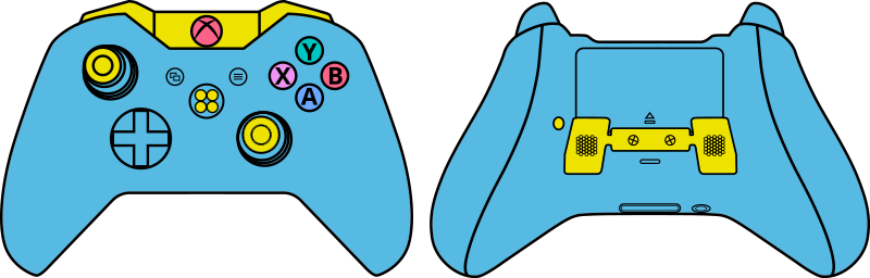 Build your own Xbox One Controller