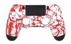 Custom - Blood Splatter - Controller For PS4