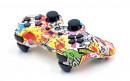 PS3 NASCAR Custom Modded Controller Small