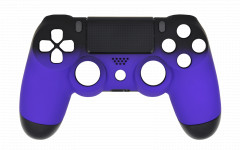Custom Colors - Volcano Purple - Controller For PS4