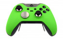 Custom Lime Green Xbox Elite Wireless Controller  — Front Side Up