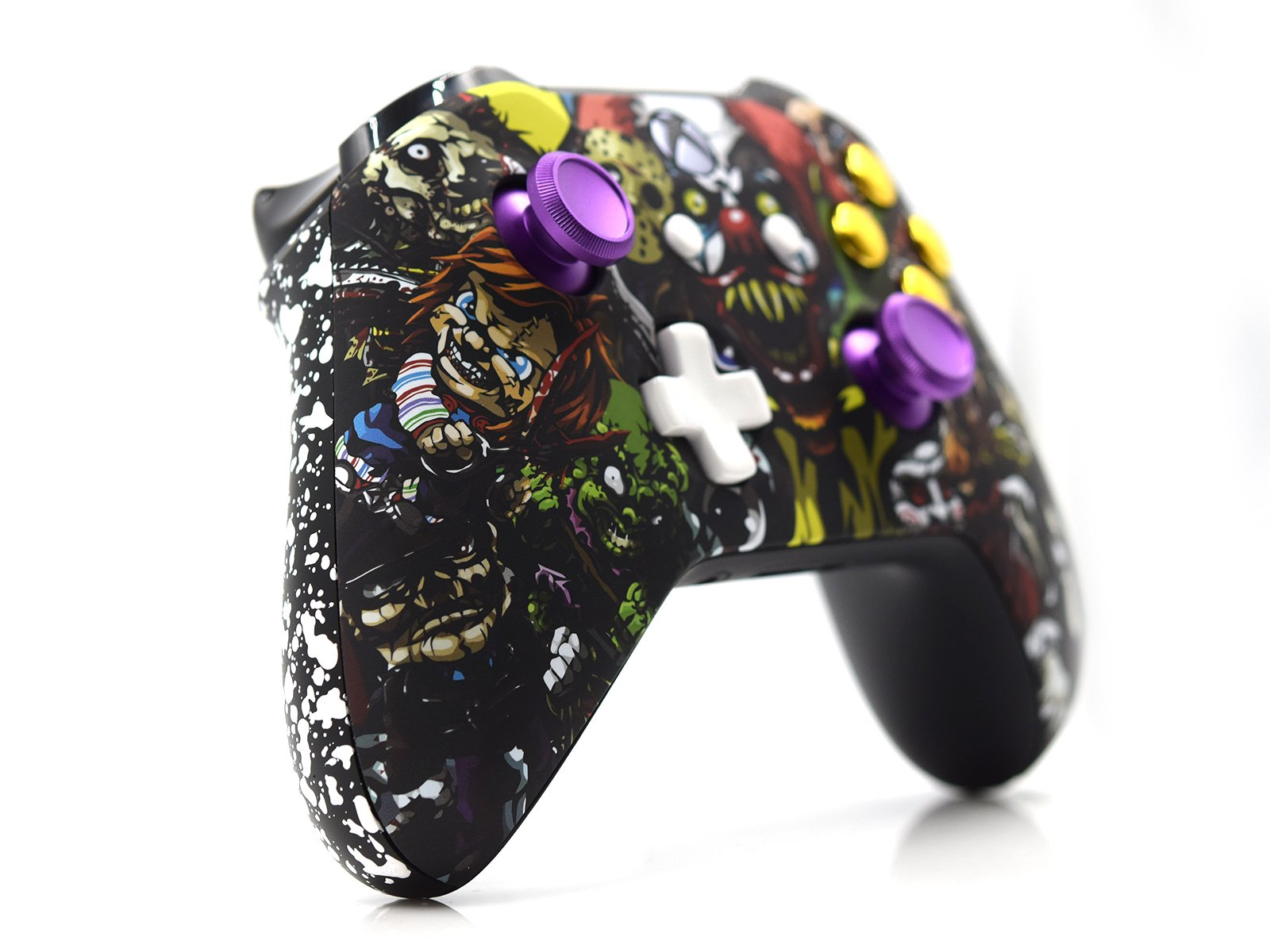 Custom Xbox One S Controller - Scarry Party