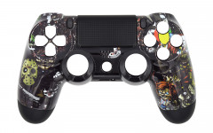 Custom - Scary Party - Controller For PS4