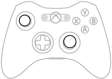 Thumbsticks Xbox 360