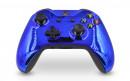Xbox One S Chrome Blue Custom Modded Controller Small