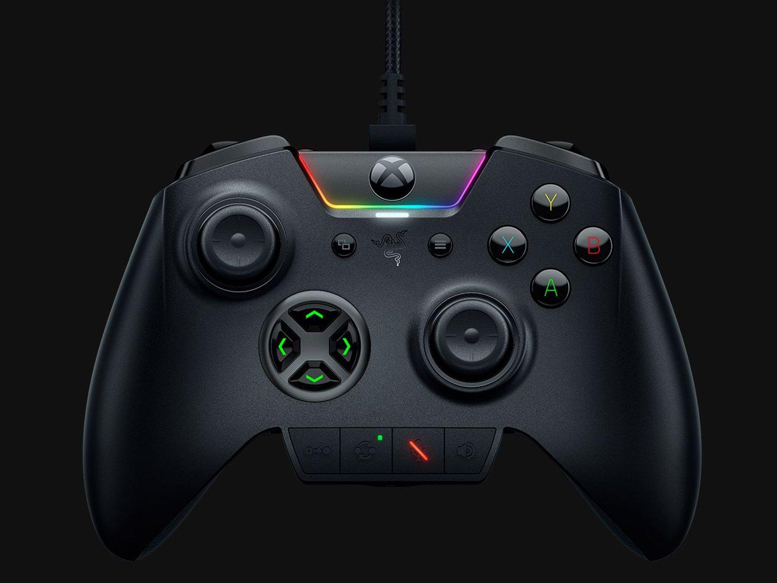 Xbox Elite Controller View 2