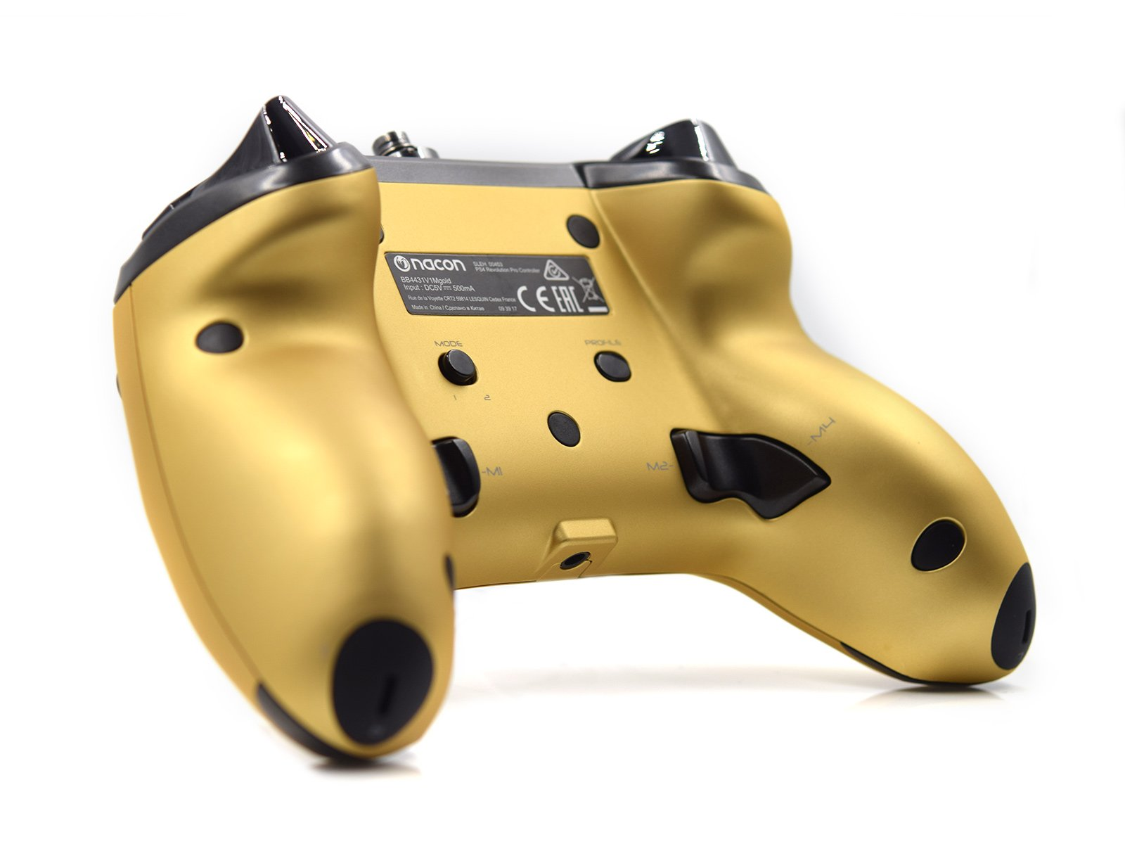 Nacon Revolution Pro Controller Three Quarters From Behind